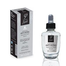 Ácido hialurónico suero suero anti envejecimiento Con Cera De Abejas Orgánica & Vitamina C Para