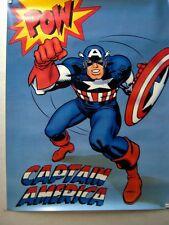 Jack Kirby: capitán América póster (Estados Unidos)