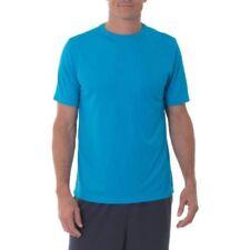 Starter Big Men's Turquoise Poly Wicking Tee Size 2Xl
