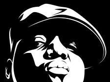 The Notorious B.I.G. Biggie Smalls BIG Rapper Hip-Hop Giant Wall Print POSTER