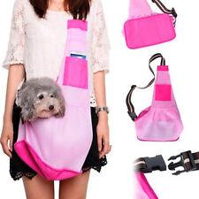 Pet Dog Cat Puppy Carrier Comfort Travel Tote Shoulder Bag Sling Backpack S/M/L