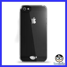 iSkin Claro - premium Clear Ultra Slim case, high gloss finish, iPhone 5/5s/SE