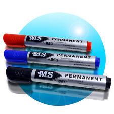 Permanent Marker MS 850 Stift JianPai Schreiber Rot Blau Schwarz Farbe wählbar