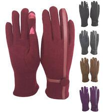 New Women Winter Warm Gloves Touch Screen Smart Phone Sport Ski Gloves Mittens