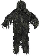 Tarnanzug Ghillie Jackal 3 D Body System woodland camoflage M L XL XXL NEU