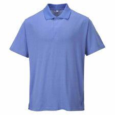 Portwest Workwear-Anti-estática Camisa Polo de descarga electrostática