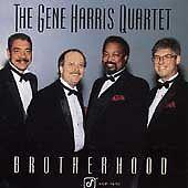 GENE HARRIS - Brotherhood - Concord CD 1995