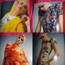 TIME Style Agyness DEYN Bruno SAELZER Marc NEWSON 2008