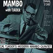 Mambo with Tjader  Cal Tjader's Modern Mambo Quintet CD New