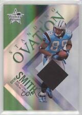 2007 Leaf Rookies & Stars #SO-10 Steve Smith Carolina Panthers Football Card