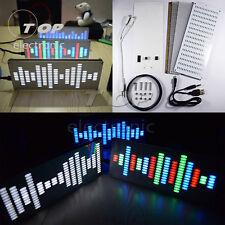 Touch Big Size 225Segment LED Digital Equalizer Music Spectrum Sound WavesKit