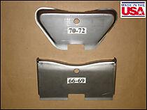 Nice!!!   426 Hemi 440 Six Pack K Frame Skid Plate MADE in USA FREE SHIPP IN US