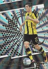 2017 Panini Revolution Soccer - Sunburst Parallel (Retail) - B Dortmund - 24-31