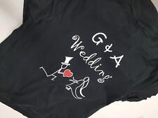 Personalised t-shirt Tshirt Hen Stag Charity Work Business Custom Printed Design