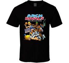 Arch Rivals Arcade Game Retro Video Game T Shirt