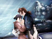 Rurouni Kenshin Anime Manga Art Huge Print POSTER Affiche