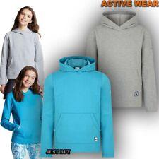 Kids Fleece Jacket Hiking School Camping Girl Hoodie Sweater Jumper Entangled