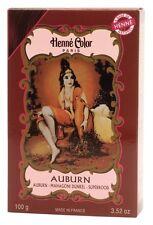 Henna Hair Dye Colour Powder 100g AUBURN/BLACK/BROWN/COOPER/MAHOGANY