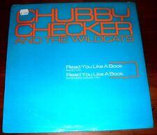 Chubby Checker READ YOU LIKE A BOOK 1986 PAL7128 SEALED