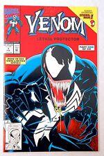 FEB 1993 VENOM GUEST-STARRING SPIDER-MAN! VOL 1 NO 1 - PRINTED ON GLOSSY PAPER!