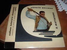 """VITTORIO GASSMAN """" IL MATTATORE """" E.P. ITALY'59"""