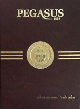 1987 • PEGASUS • High School Yearbook • Christian Brothers Academy, Lincroft, NJ