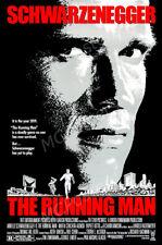 Posters USA - The Running Man Schwarzenegger Movie Poster Glossy Finish - MCP450