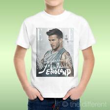 T-Shirt Baby Boy David Beckham Cover Magazine Sexy Gift Idea