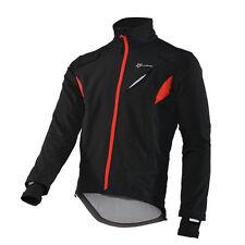 RockBros Bicycle Winter Fleece Windproof Coat Warm Water-Resistant Jacket