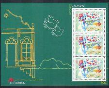 Açores 1998 Europa/Festivals/Vacances/taureaux/bovins/empereur 3 V M/S (n36613)
