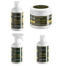 Amerigo SOFT CLEAN GREASE OIL CARE / SET Professional Leather Saddle Bridle 500m