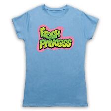 FRESH PRINCESS PARODY LOGO OF BEL AIR PRINCE GIRL COOL ADULTS & KIDS T-SHIRT