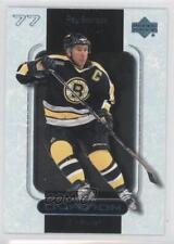 1999-00 Upper Deck Ovation #5 Ray Bourque Boston Bruins Hockey Card