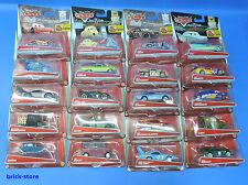 Mattel Disney Cars /  DIE-CAST AUTO / Auswahl an Cars