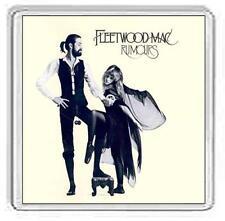 Fleetwood Mac Album Cover Drink Coaster. 22 Album Options.