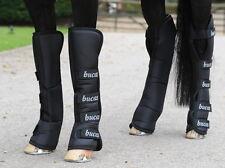 % BUCAS Transportgamaschen 2000 Boots NEU schwarz o. blau Gr. WB o. VB NUDDELHOF