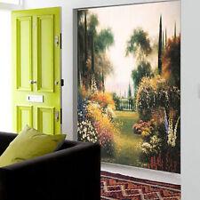 3D giardino 354 Parete Murale Foto Carta da parati immagine sfondo muro stampa