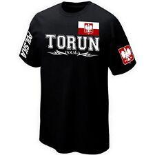 T-Shirt TORUN POLSKA POLOGNE POLAND - ★★★★★★