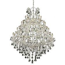 "Elegant Lighting Maria Theresa 46"" 49 Light Royal Crystal Chandelier"
