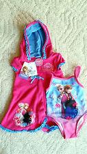 Disney Frozen Bathing Suit + Cover Up - CL454