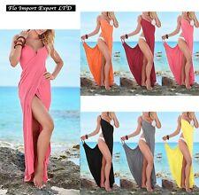Vestito Copricostume Mare Donna Portafoglio Woman Dress Beach Cover Ups COV0028