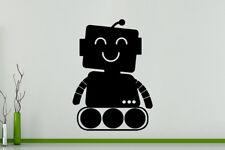 ROBOT DESSIN ANIMÉ MACHINE Chambre à coucher pour enfants