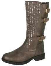 It 's for you botas botas 51703 Taupe zapatos botas niña talla 33 - 41 nuevo