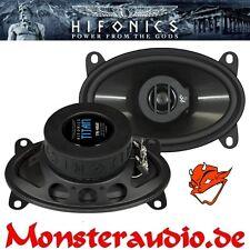 """HIFONICS Titan TS-462 4x6"""" 2-Wege Koax Lautsprecher VW Polo 2 86C Passat 35i 3B"""