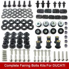Complete Fairing Bolt Kit For Ducati 748 749 848 1098 899 959 1199 1299 Panigale