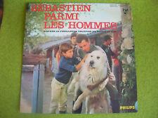 LP SEBASTIEN PARMIS LES HOMMES-AUBRY-WHITE/ MARSAN