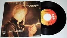 """EXTRABALLE : Le Dernier Nabab / Paris Match * 7"""" 45 SP vinyl"""