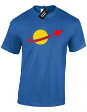 Spaceman Lego para hombre Camiseta Camiseta Top Logotipo Clásico Retro Divertida Nuevo Calidad espacio