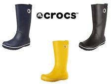 CROCS Jaunt Boot Damen Regenstiefel Gummistiefel Stiefel Stiefeletten Schuhe