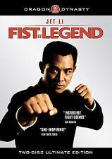 Fist Of Legend (DVD, 2008, 2-Disc Set)